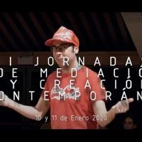 Nuestro vídeo resumen de las I jornadas de mediación y creación contemporánea